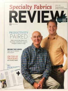 Brown Sales Specialty Fabrics Review